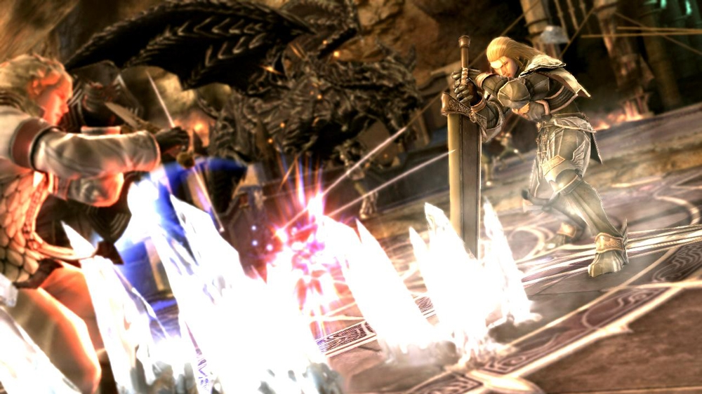 Image from SOULCALIBUR 