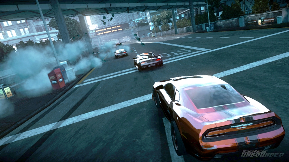 Image from Ridge Racer™ Unbounded