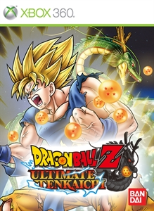Dragon Ball Z Ultimate Tenkaichi boxshot