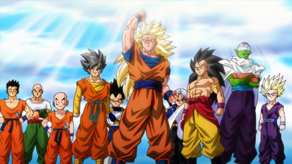 Image from Dragon Ball Z UT