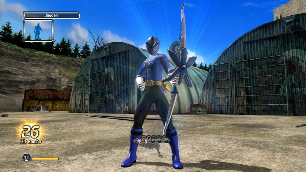 Image from Power Rangers Super Samurai