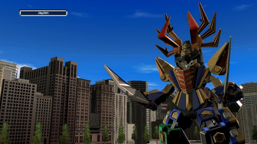 Image de Power Rangers Super Samurai