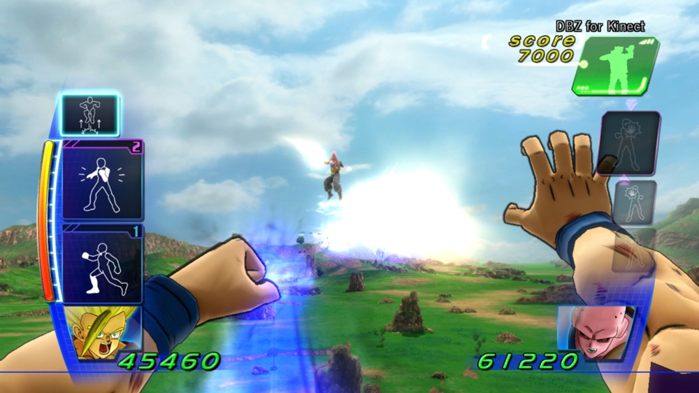 Image de DBZ for Kinect™