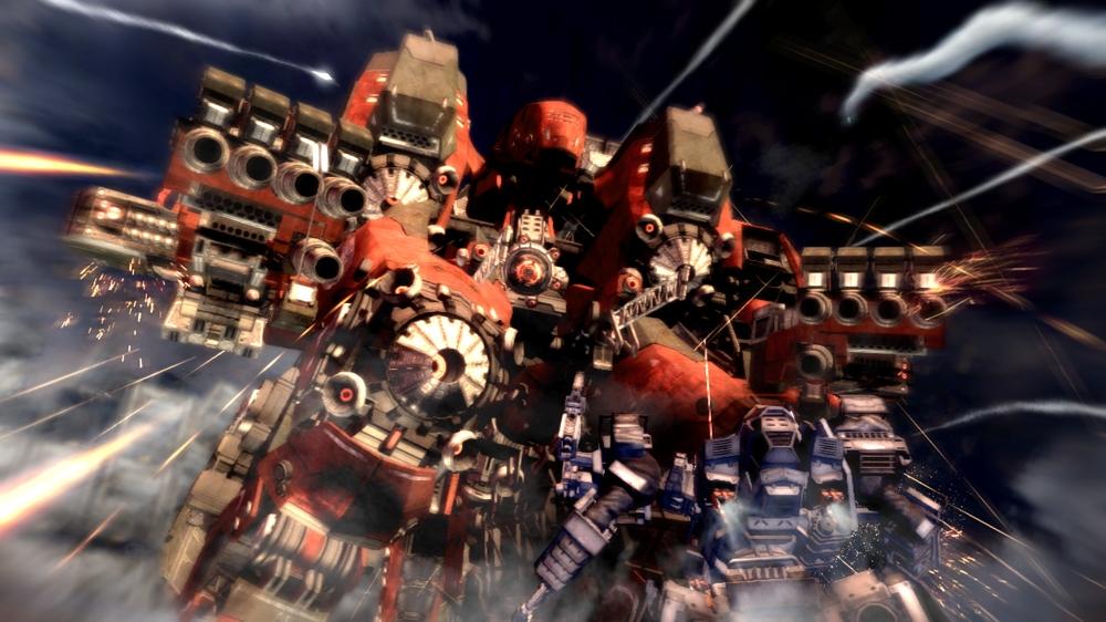 Immagine da Armored Core V