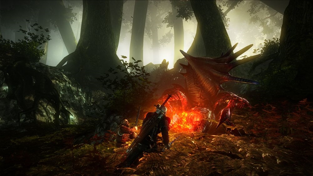 Kép, forrása: The Witcher 2