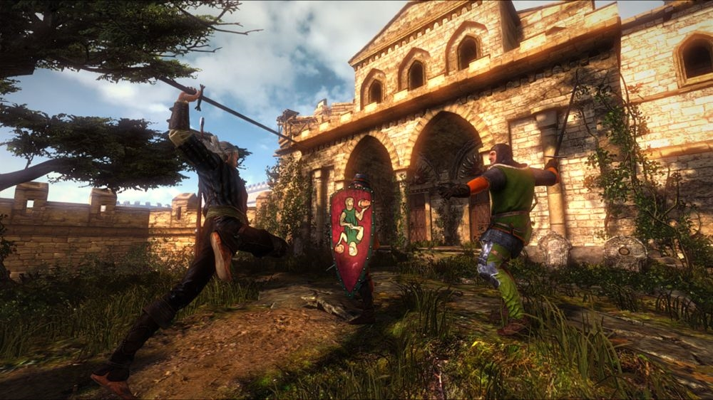 Imagem de The Witcher 2