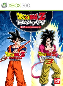 Dragon Ball Z® Budokai HD Collection boxshot