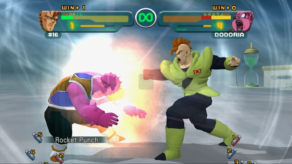 Bilde fra DBZ Budokai HD Collection
