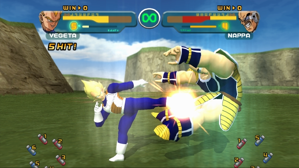 Imagen de DBZ Budokai HD Collection