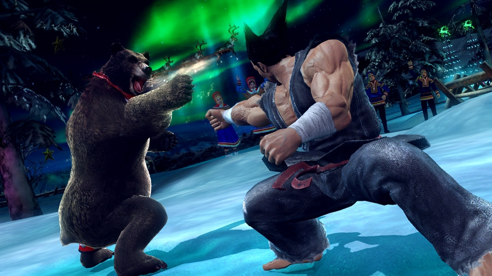 Image from TEKKEN TAG TOURNAMENT 2