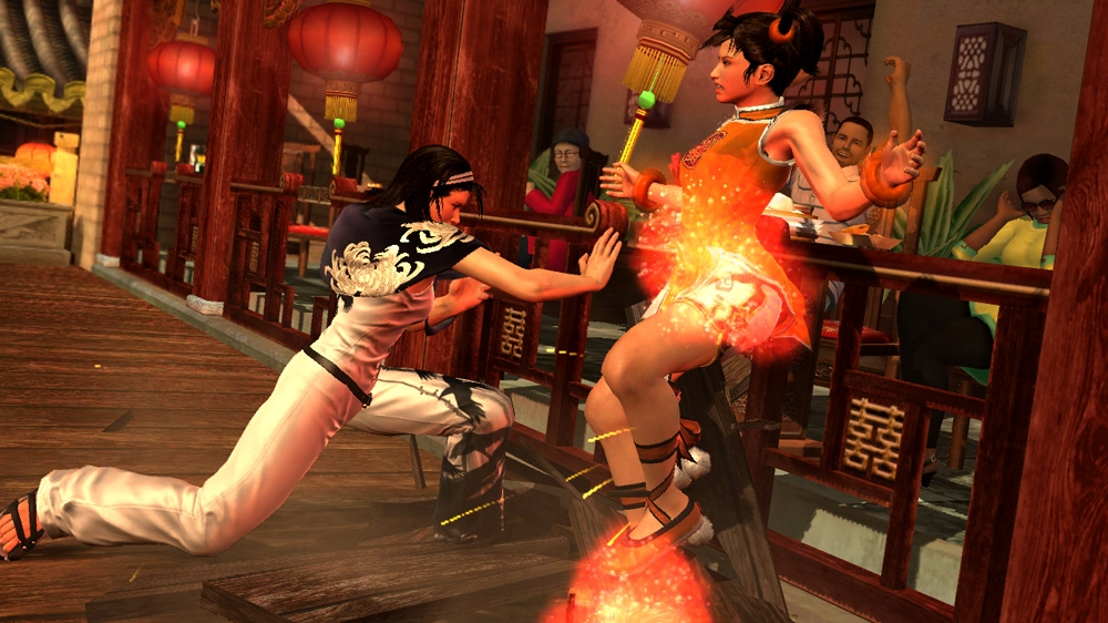 TEKKEN TAG TOURNAMENT 2 이미지