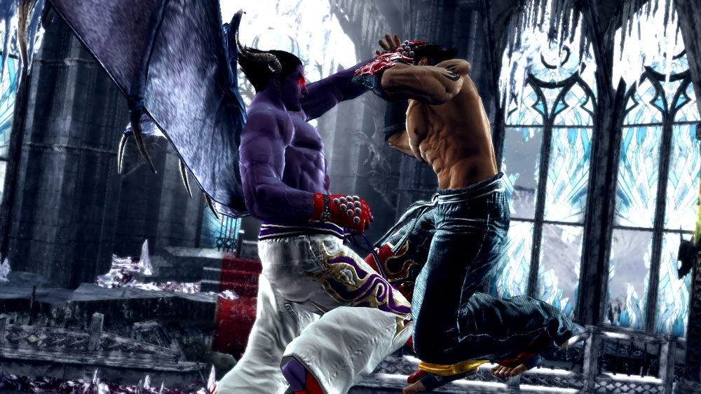 Bild från TEKKEN TAG TOURNAMENT 2