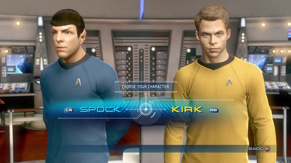 Image from Star Trek™