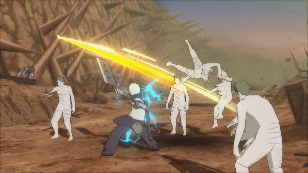 Image from NARUTO STORM 3