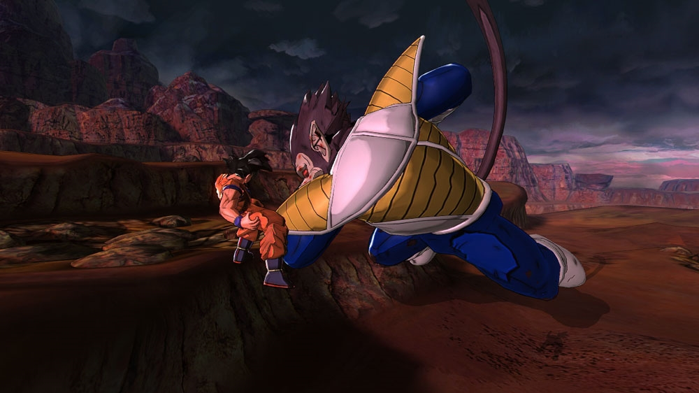 Image from DBZ: Battle of Z