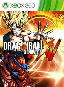 DBX -- Dragon Ball Xenoverse - World Tournament Theme