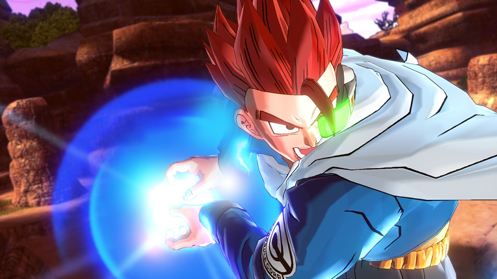 Image de DRAGON BALL XENOVERSE