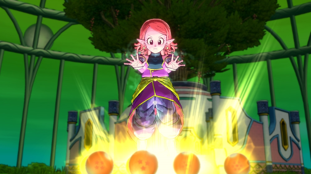 Image from DRAGON BALL XENOVERSE