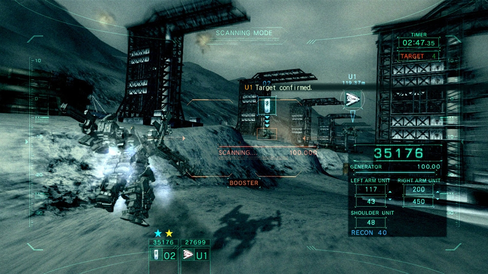 Image from ARMORED CORE™: VERDICT DAY™