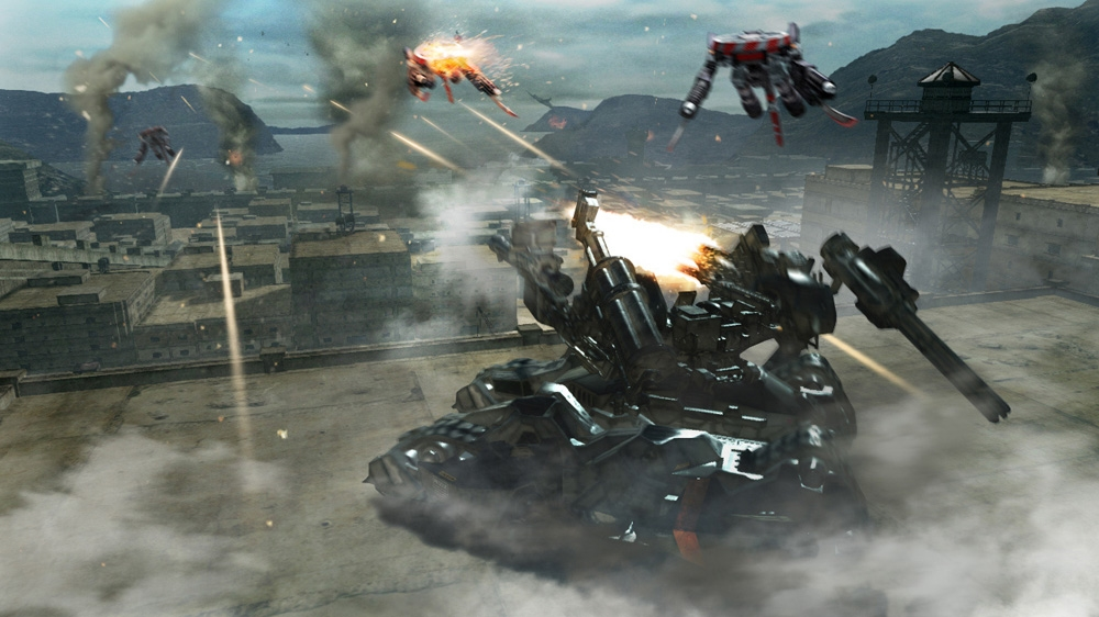 Bilde fra ARMORED CORE™: VERDICT DAY™