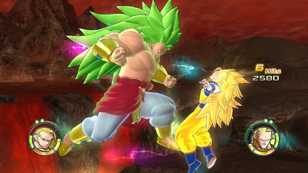 Image from Dragon Ball: Raging Blast 2