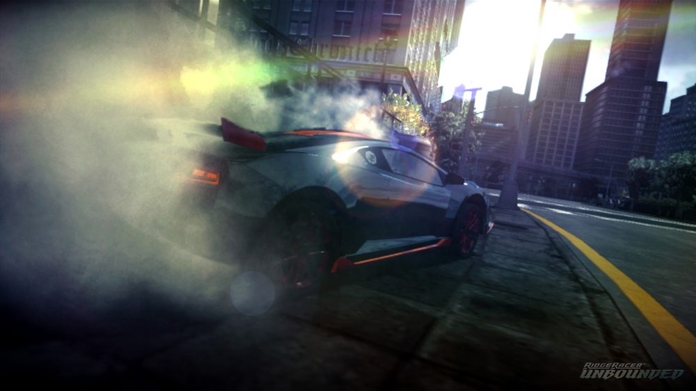 Ridge Racer™ Unbounded Demo  이미지