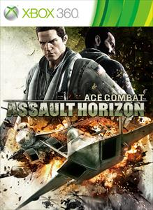 ACE COMBAT ASSAULT HORIZON Démo