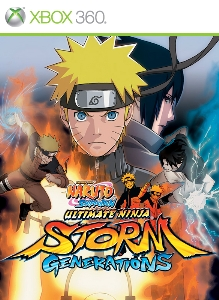 Ultimate Ninja STORM Generations DEMO