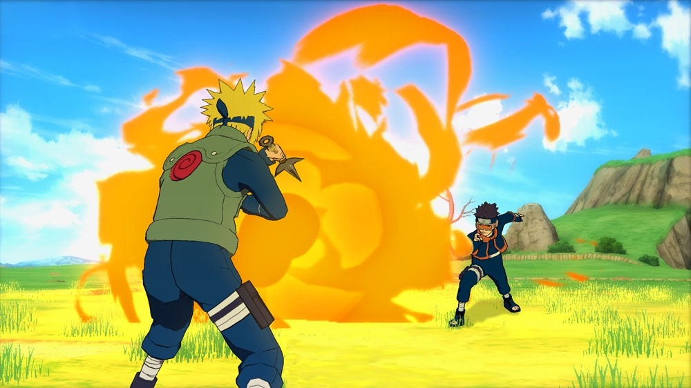 Image de Ultimate Ninja STORM Generations DEMO