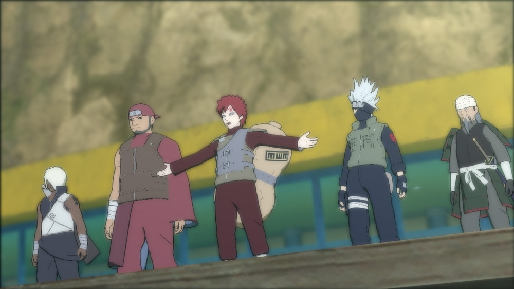 Image from NARUTO SHIPPUDEN: Ultimate Ninja STORM 3 DEMO