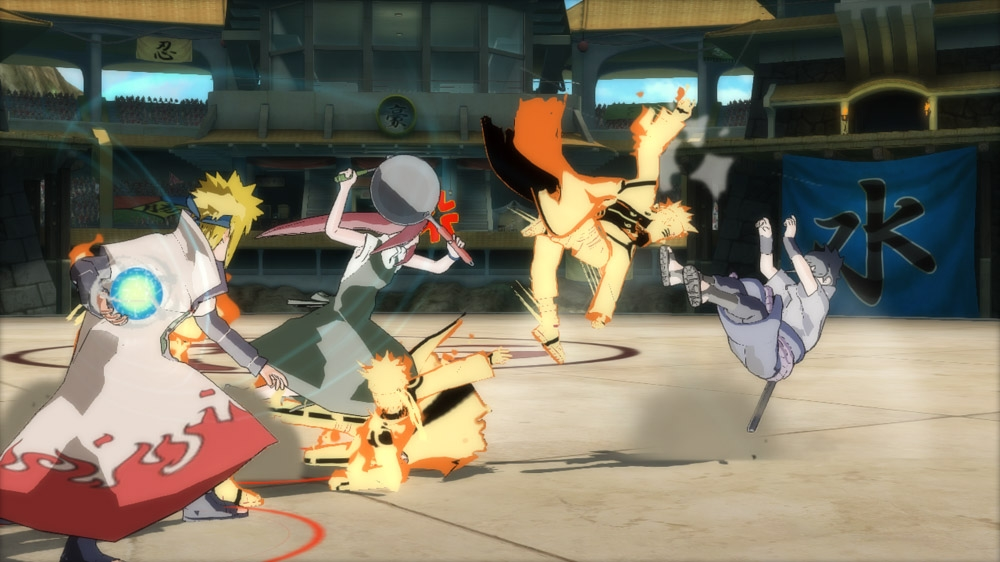Image from NARUTO SHIPPUDEN: UN STORM Revolution DEMO