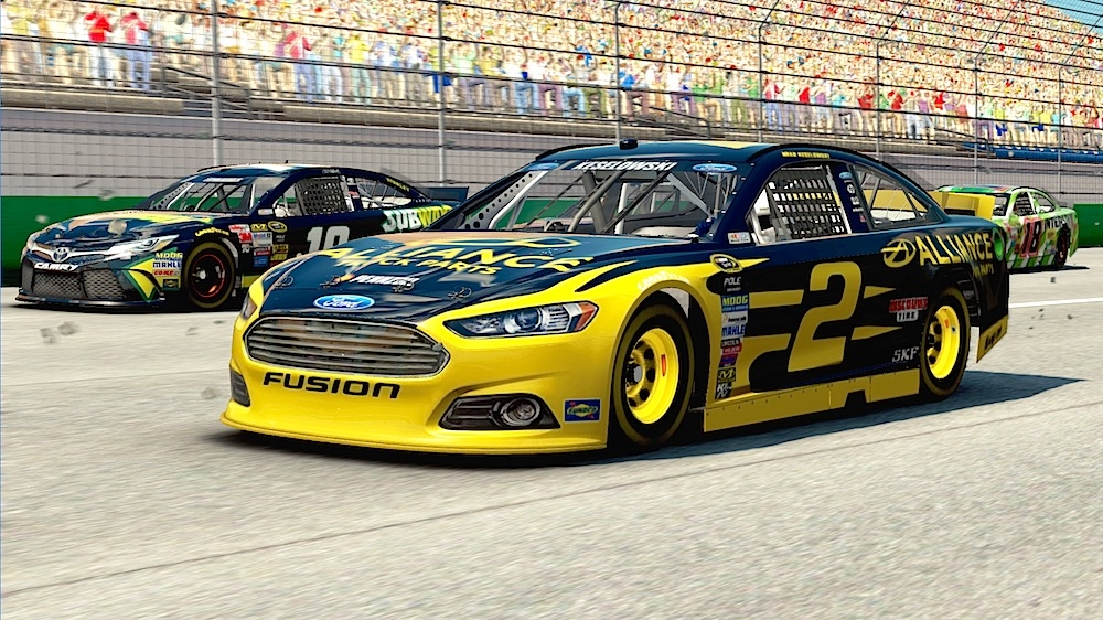 Image from NASCAR '15 Victory Edition