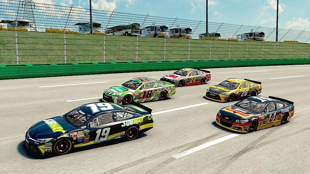 Imagen de NASCAR '15 Victory Edition