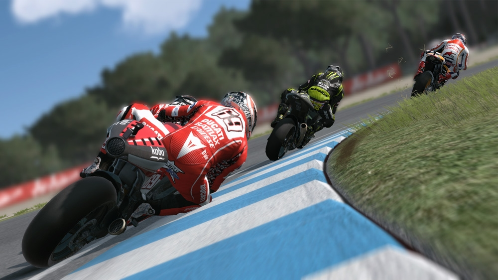 Image from MotoGP™13