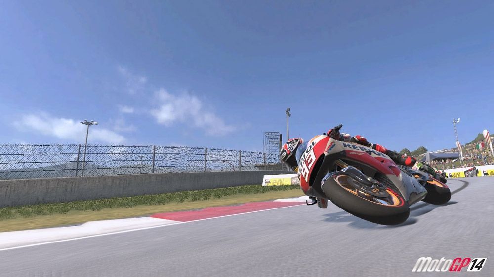 Image from MotoGP™14