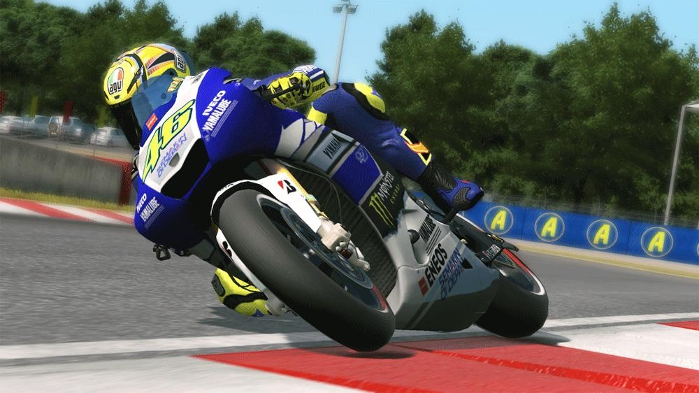 Image from MotoGP™13 Demo