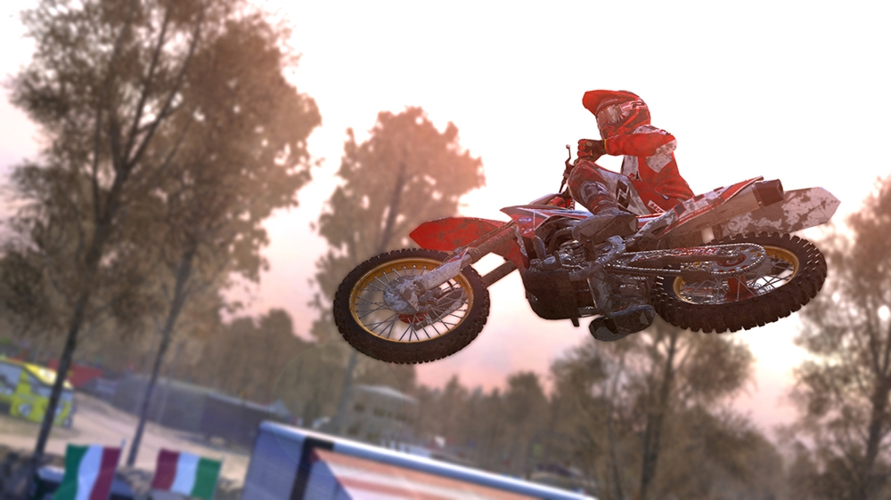 Image from MXGP – The Official Motocross Videogame Demo