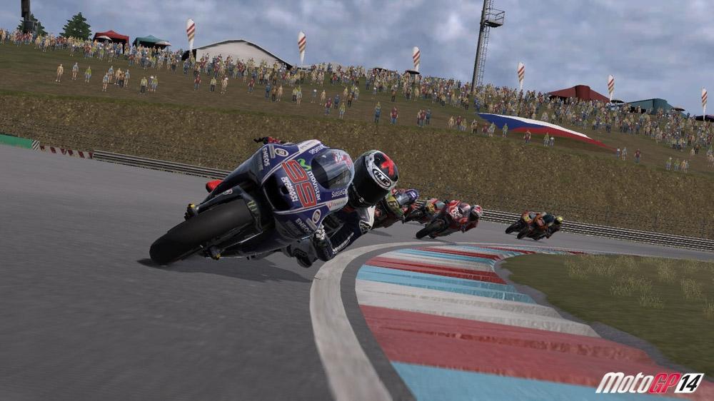 Kuva pelistä MotoGP™14 Demo