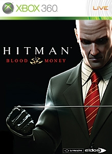 Hitman: Blood Money - Gold Fleur De Lys Gamer Picture