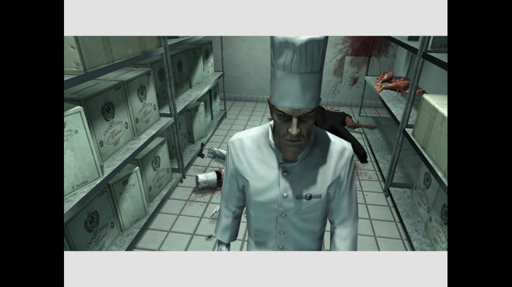 Image from Hitman: Blood Money