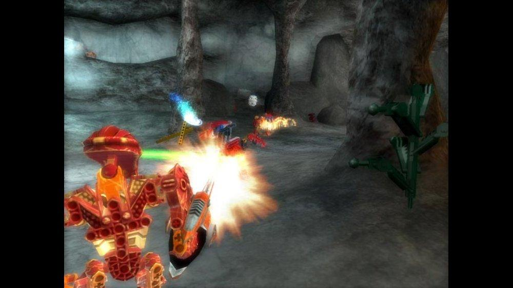 Image from Bionicle Heroes