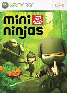 MINI NINJAS Haunted Forest Premium Theme