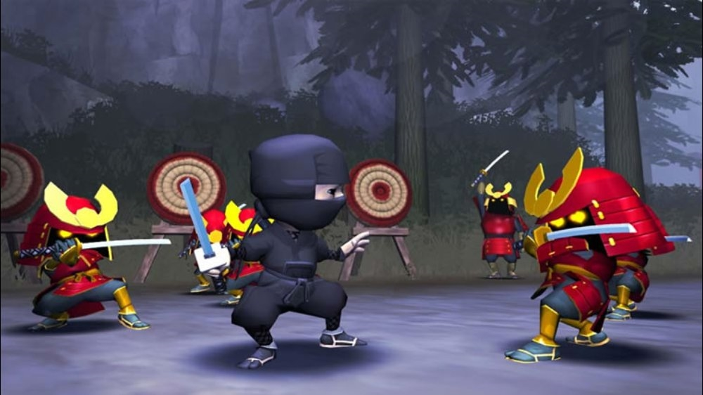Image from MINI NINJAS™