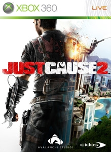 Just Cause 2 Desert Gameplay Walkthrough Trailer (HD)