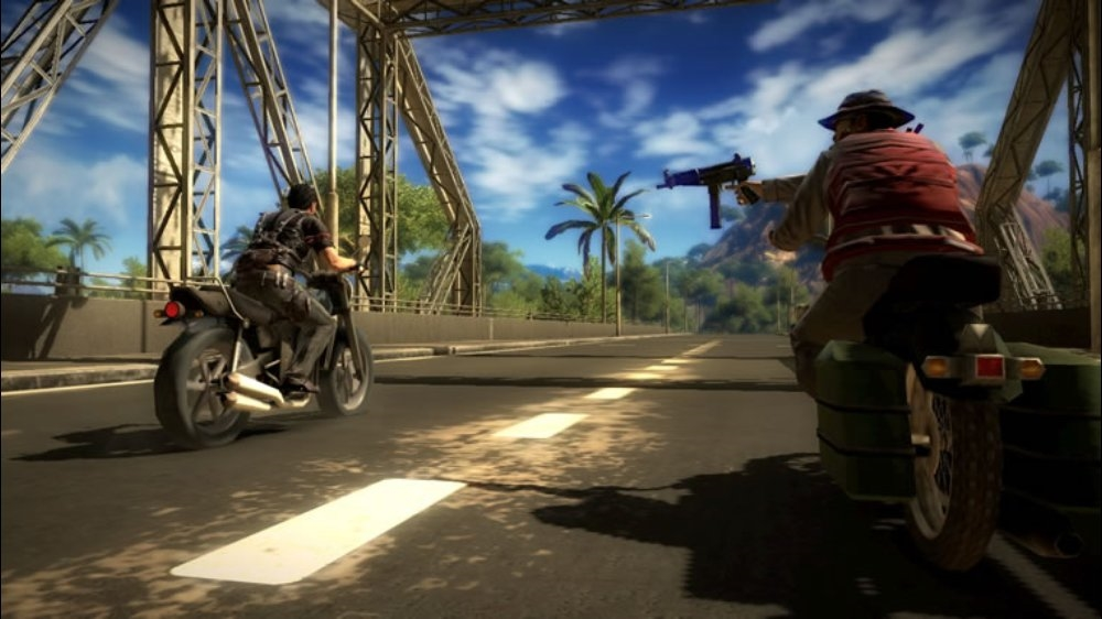Image from Just Cause 2