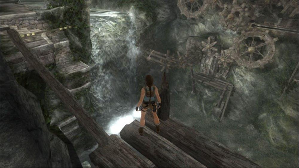Snímek ze hry Tomb Raider: Anniv.