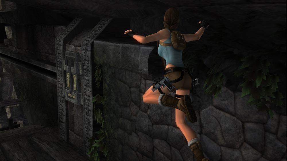 Obrázok z hry Tomb Raider: Anniv.