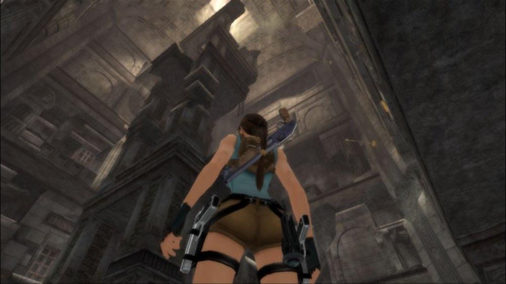 Image from Tomb Raider: Anniv.