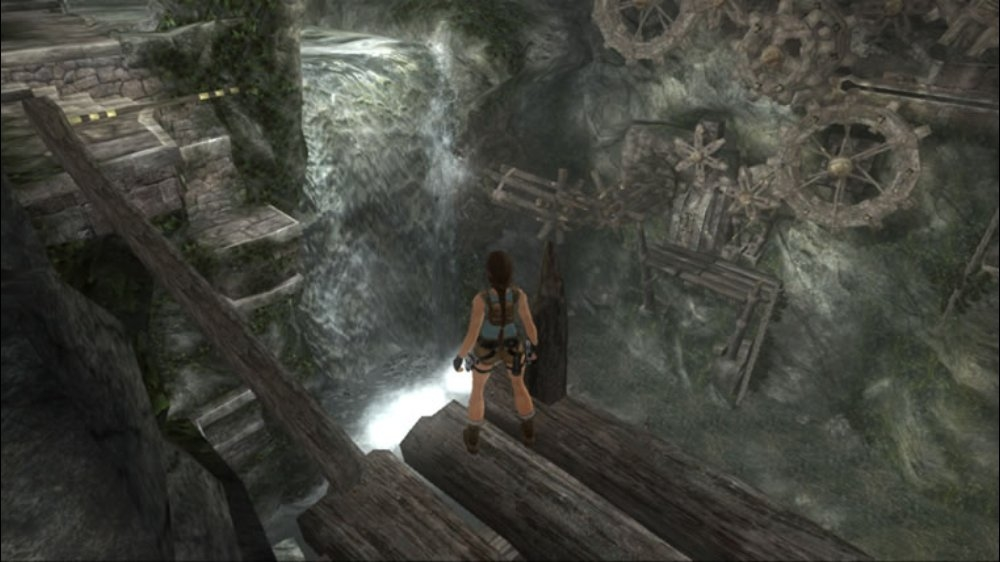 Image from Tomb Raider: Anniv.