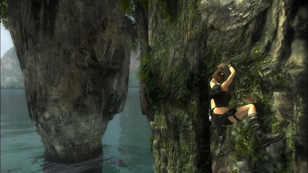 Obraz z Tomb Raider Underworld